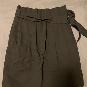 Black, great pleated BCBG skirt